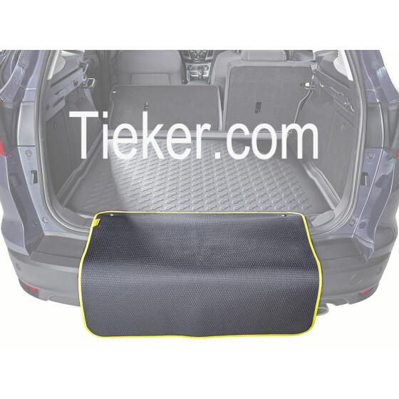 kofferraummatte caddy maxi kastenwagen kofferraumwanne. Black Bedroom Furniture Sets. Home Design Ideas