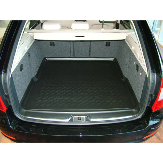 kofferraummatte skoda superb combi ii ladeboden 3t carbox. Black Bedroom Furniture Sets. Home Design Ideas