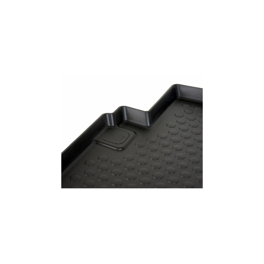 kofferraummatte audi q3 wendeboden rand hoch. Black Bedroom Furniture Sets. Home Design Ideas