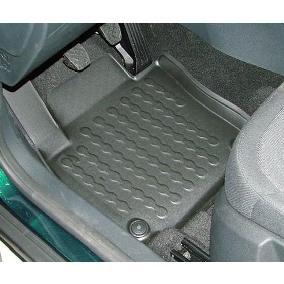 fu matte skoda yeti pkw gummimatte auto rand passform v l. Black Bedroom Furniture Sets. Home Design Ideas