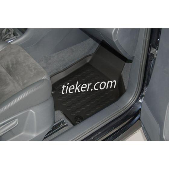 fu matte sharan ii 7n pkw gummimatte auto rand passform v. Black Bedroom Furniture Sets. Home Design Ideas