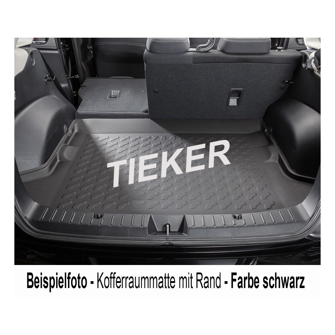 kofferraummatte opel astra j gepäckraummatte teppich carbox