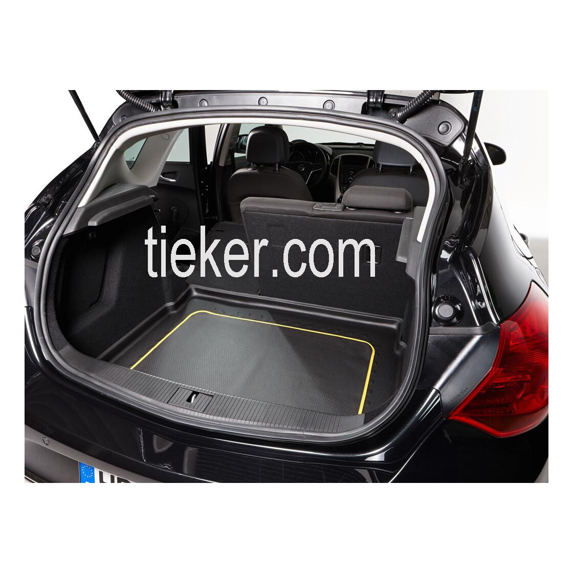 Kofferraummatte Mercedes Gla X156 Kofferraumwanne Flach Carbox